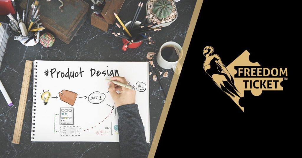 Creating THE Excellent Product Itemizing: Freedom Ticket Week 7